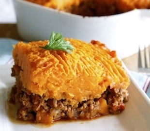 Wondrous Shepherds Pie With Spinach And Sweet Potato Mash Complete Home Design Collection Epsylindsey Bellcom