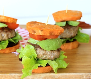 Sweet Potato Sliders