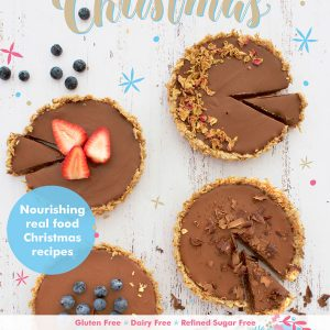 Live Love Nourish Christmas eBook 2017 Cover