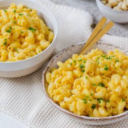 Hidden Veggie Dairy Free Mac & Cheese Recipe
