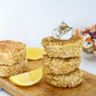 Gluten Free Tuna & Quinoa Patties