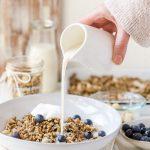 HomemadeGluten Free Granola Recipe