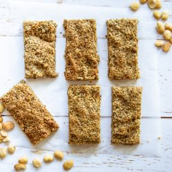 Healthy Gluten Free Nut Free Muesli Bars