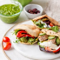 Gluten Free Pita Pocket Fillings Recipe