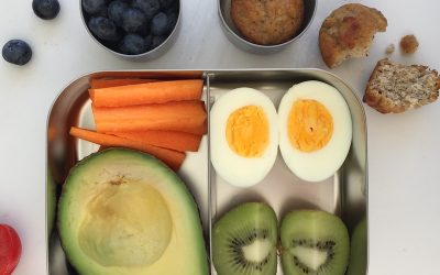 Easy & Healthy Back to School Lunch Box Ideas