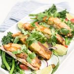 Sensational Thai Baked Salmon