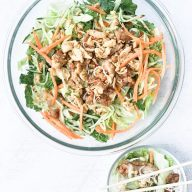 VIETNAMESE CHICKEN SALAD BOWL