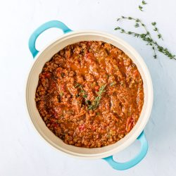 Bolognese-with-liver-gluten-free-recipe
