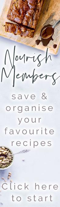 Nourish Members Start Here