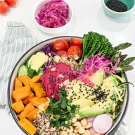 Spring Nourish Bowl Recipe