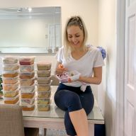 Gluten Free Meal Prep –  Staying on Track