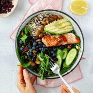Antioxidant Nourish Bowl