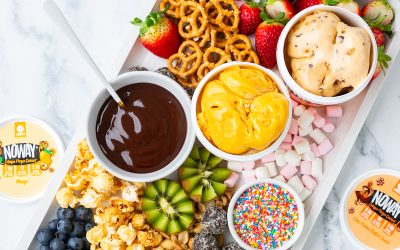 Dairy Free Ice Cream Party Platter